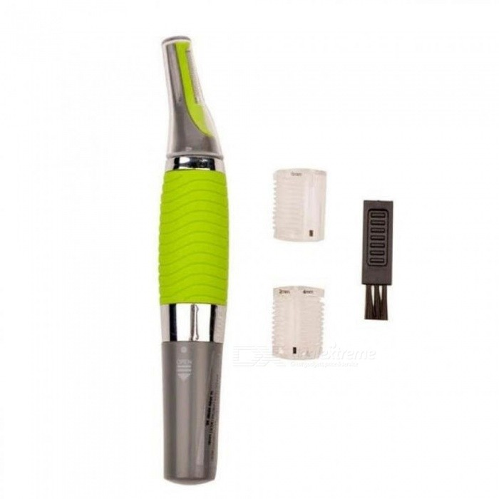 Micro Precision Ear Eyebrow Nose Trimmer Multifunction Personal Electric Built-In LED Light Face Care Hair Trimmer