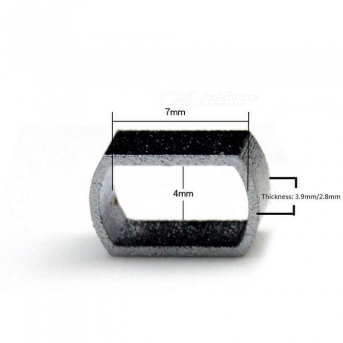 Fishing Reel Handle Tube For Assembly Hole, Can Change The Hole From 8*5 mm to 7*4 mm for Daiwa ABU Reel Fishing Accessory