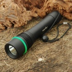 FandyFire BT-QS88 XM-LT6 Waterproof 1-Mode 1000LM White LED Flashlight (2x26650 / 2x18650 / 4x123A)