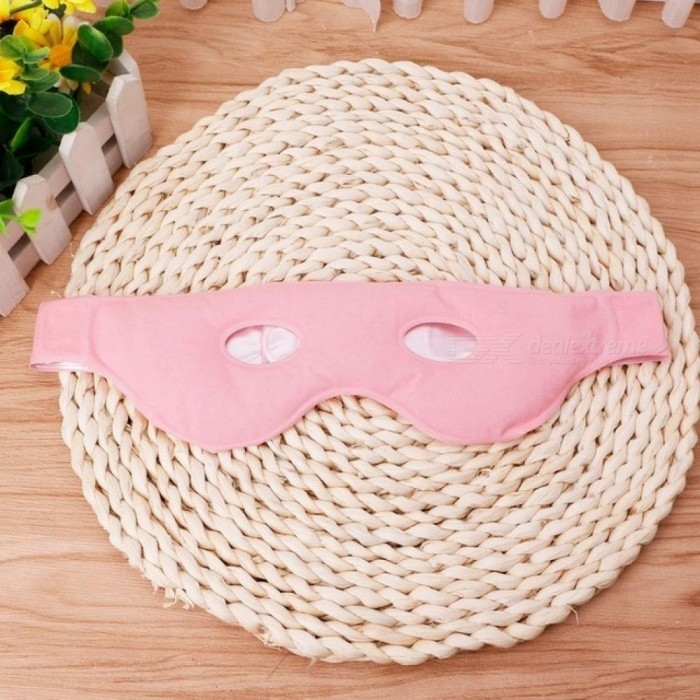 Tourmaline Magnetic Eye Mask Cold Hot Magnetic Sleep Gel Shade Cooling Heat Ice Eyeshade Eye Care 1PCS