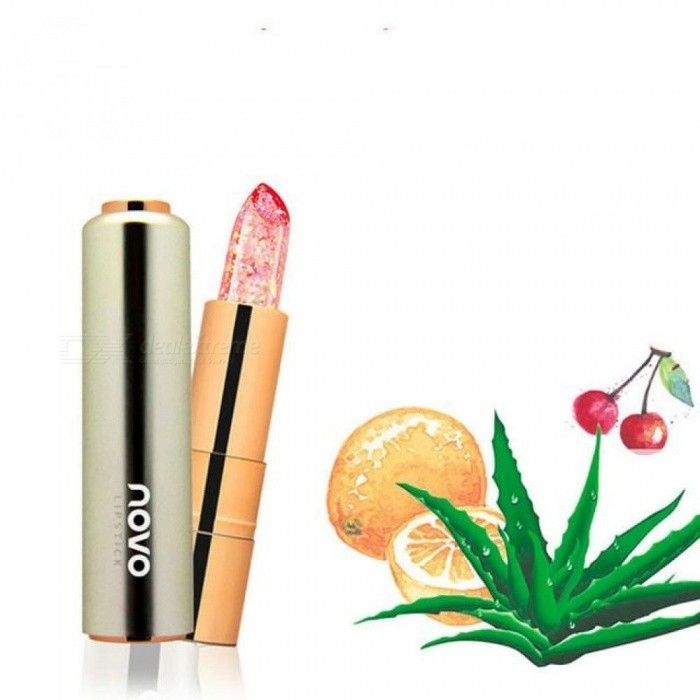 Jelly Lipstick Makeup Magic Temperature Changing Color Korean Style Color Tint Lipstick Lasting Waterproof Lip Balm