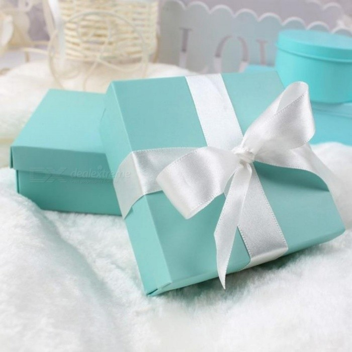 Wedding Candy Box Jewelry Boxes and Packaging For Wedding Decoration Party Favors Gift Box For 10 Pieces