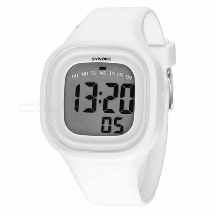 Kids Children Girl Boy Watches Wrist Watches Clock Silicone LED Light Digital Sport Watches Multi-Color Optional
