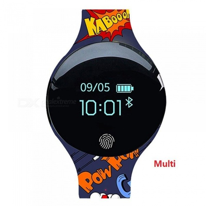 Smart Watch Children Kids Watches For Girls Boys Electronic LED Digital Wristwatch Child Wrist Clock Hours Smartwatch Gift