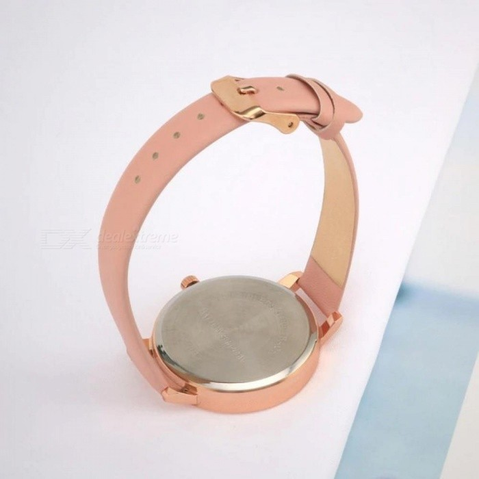 993a5b26fbef Rose Gold Case Lady Watch For Girls Watches Rose Flower Dial Pink Strap  Fashion Women Watch