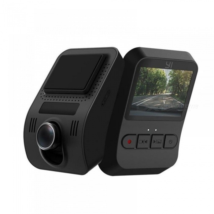 Dash Cam Full HD 1080P Mini In-Car Camera 2.0 LCD Screen Wide Angle Built In G-Sensor Night Vision Parking Monitoring