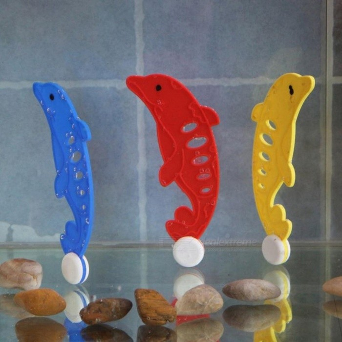 Dive Ring Throwing Dolphin Toys Swimming Pool Diving Water Toys for Kids Diving Underwater Diving Buoys Pool Accessories 3PCS