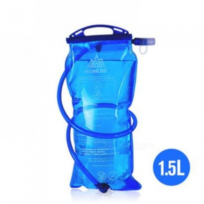 Outdoor Hydration Backpack Tactical Water Bag Bottle Camelback For Hiking Hunting With Detachable Drinking Tube 1.5/2/3L