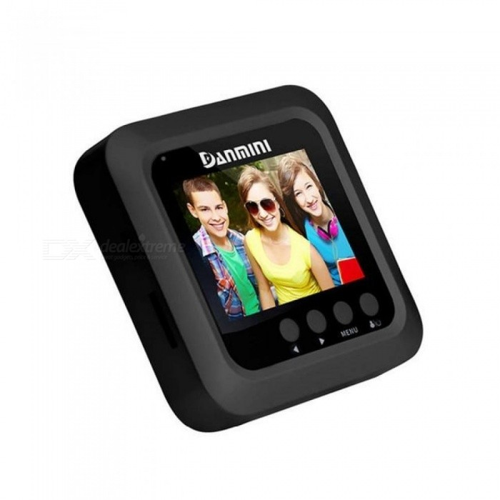 2.4 Inch Color Screen Wireless Video Door Phone Intercom System 2.0MP Digital Peephole Viewer Doorbell Security Camera
