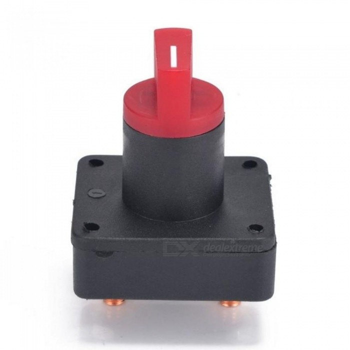 100A Battery Isolator Isolation Switch Disconnect Power Cut Off Kill Switches For RV Boat Car Truck Auto Yacht Mayer