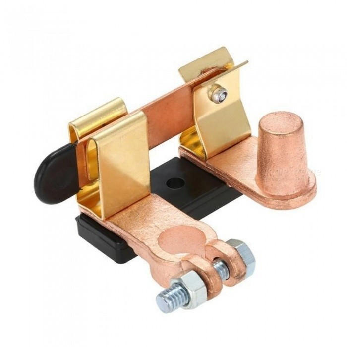 Weatherproof  Battery Disconnect Cut-off Blade Switch Side Post HEAVY DUTY SHUT-OFF 9*7*7CM  Cable Size 4-6AWG