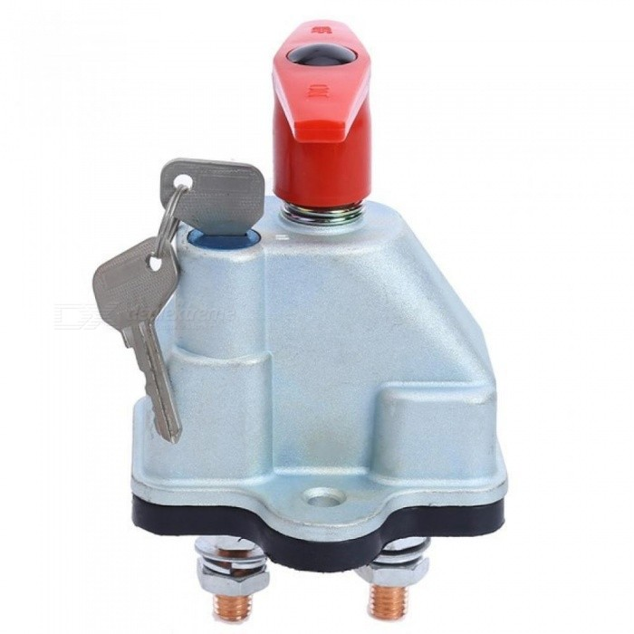 Universal 12-24V 250A Battery Disconnect Switch for Boat and Car Switches & Relays Car Styling Come with 2 Keys