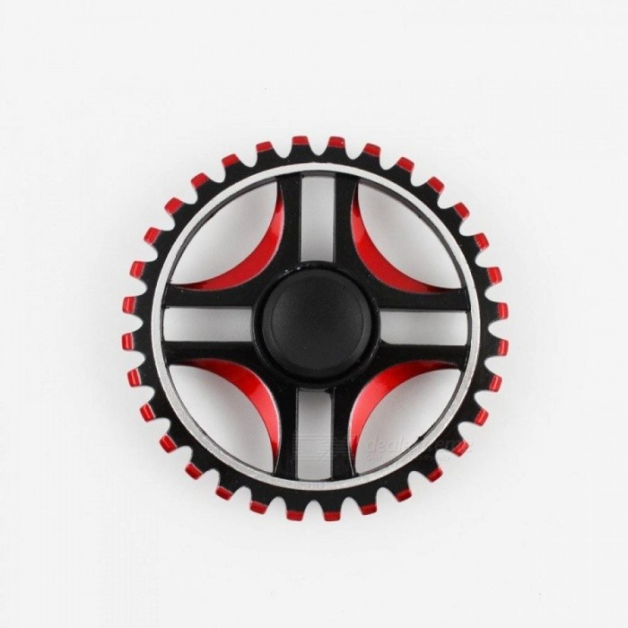 Gear Model Metal Creative Round Fidget Spinner Hand Spinner Finger  Anime Idol Weapon Toy Decor Collect Gift
