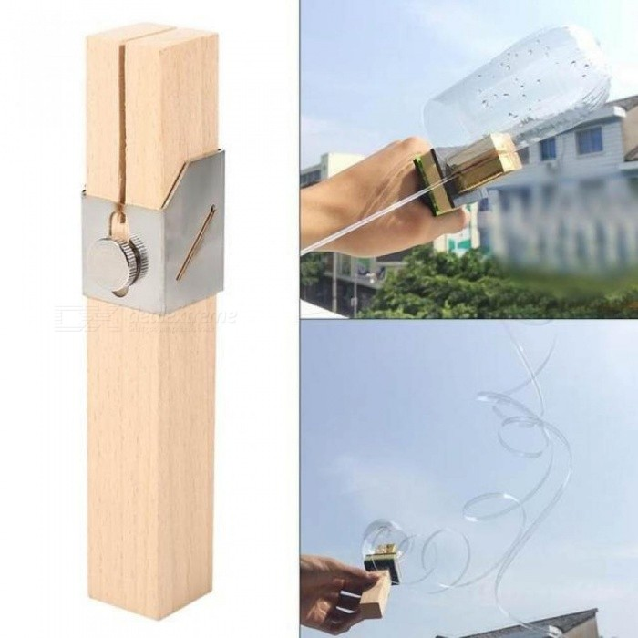 Creative Plastic Bottle Cutter Outdoor Portable Smart Bottles Rope Tools DIY Craft Hand Tools Cutter Knife Environmental Protect