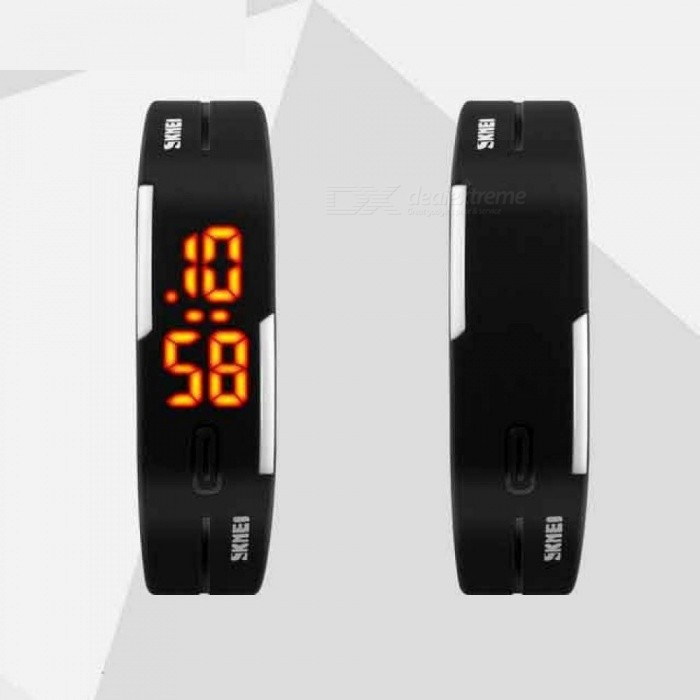 Silicone Led Sports Watches Men Women Dress Children Electronic LED Digital Watch Man Ladies Morning Running Sport Watch