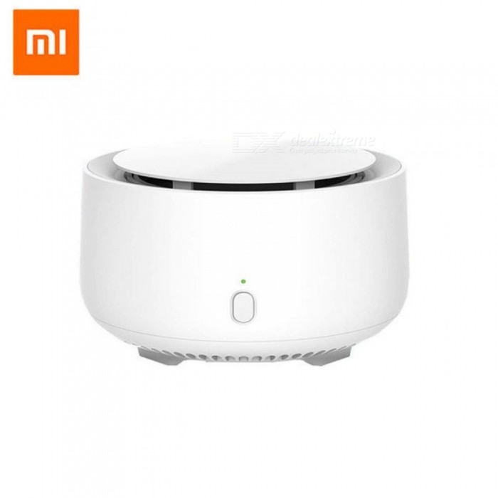 Original Xiaomi Mijia Movable Portable Mosquito Repellent Killer Timing No Heating Fan Drive With Led Light