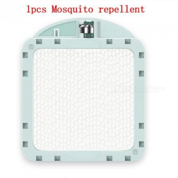 Original Xiaomi Mijia Movable Portable Mosquito Repellent Killer Timing No Heating Fan Drive With Led Light Use 90 Days
