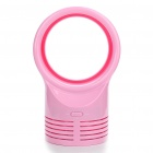 Cool Safe Lightweight Bladeless Fan - Pink