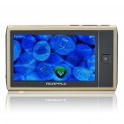 "AP-317 3.5 ""TFT-LCD-AVI / RMVB Portable Media Player w / TV-Out/TF Slot (4GB)"