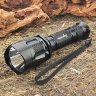 FandyFire M11 CREE XM-LT6 1-Mode 900LM White LED Flashlight w/ Strap (1 x 18650 / 2 x 16340)