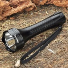 FandyFire M8 CREE XM-LT6 3-Mode 900LM White LED Memory Flashlight w/ Strap (1 x 18650 / 1 x 17670)