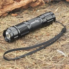 FandyFire G10 CREE XPG-R5 6-Mode 350LM White LED Memory Flashlight w/ Strap (1 x 14500 / 1 x AA)