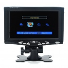 "DVB-T 7"" TFT LCD Monitor Digital TV Receiver"
