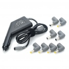 90W Car Cigarette Powered Adapter/Charger for Laptop
