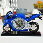 Cool Motorcycle Style Alarm Clock (Random Color/1 x AA)