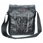 Nylon One-Shoulder Bag - Black
