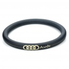 Car Steering Wheel Column Sleeve with Audi Logo (Diameter 37~38cm)