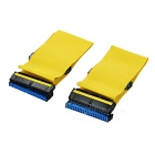 Hard Drive ATA 100 IDE Ribbon Cable (2-Pack)
