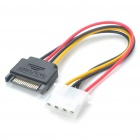 SATA to Molex Power Converter Cable (15cm-Length)