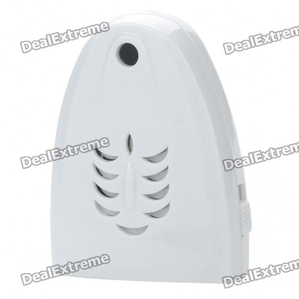 Motion Activated Welcome Door Chime - White (3 x AG13)