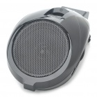 20W MP3 Music Speaker Voice Amplifier Megaphone with Headset Microphone/TF Slot/Remote Controller