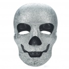 Halloween Scary Mask - Silver