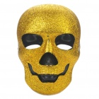 Halloween Scary Mask - Golden