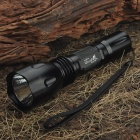 UltraFire SF-23-T60 XM-LT6 HA-III 5-Mode 910LM White Memory LED Flashlight w/ Strap (1 x 18650)