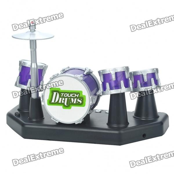 Electronic Drums Set Toy (3 x AAA)