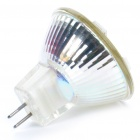 MR11 1.4W 3200K 120-Lumen 9x5050 SMD LED Warm White Light Bulb (11~18V)