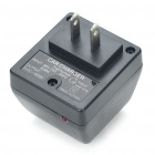 AC 90~240V to Car Cigarette Lighter DC 12V Power Adapter (2-Flat-Pin Plug)