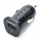 Mini Car Cigarette Lighter USB Power Adapter (DC 12~24V)