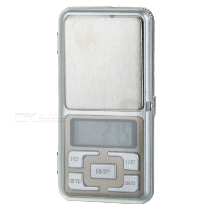 Cell Phone Style Digital Pocket Scale 500g/0.1g
