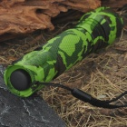 UltraFire WF-501B SSC-P7 3-Mode 900-Lumen LED Memory Flashlight - Camouflage Green (1 x 18650)