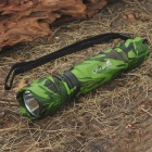 UltraFire WF-501B 5-Mode 700-Lumen LED Flashlight w/ Cree XM-LT6 - Camouflage Green (1 x 18650)
