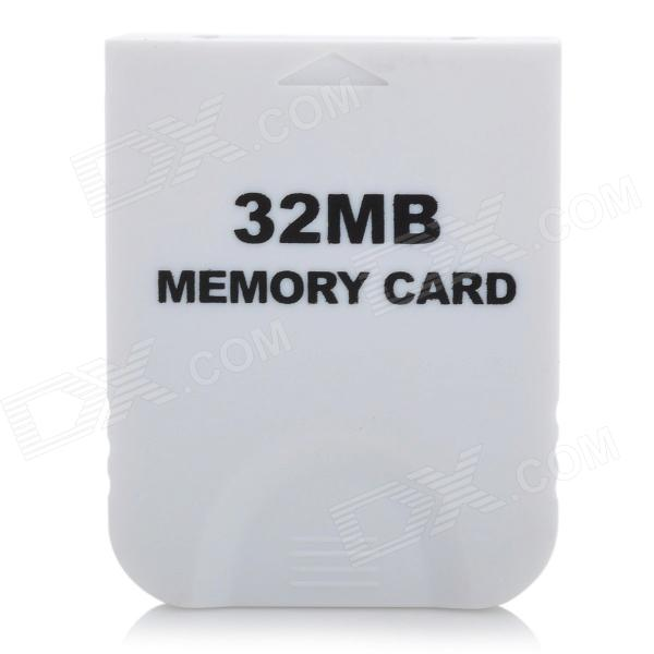 32MB Memory Card for Wii
