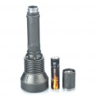 TrustFire X9 Cree XM-LT6 5-Mode 585-Lumen Memory White LED Flashlight with Battery Set (1x18650)