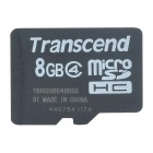 Genuine Transcend TF Memory Card (8 GB / Class 4)
