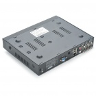 Embedded LINUX 4-CH Real Time Network DVR Recorder w/ 2 x USB/LAN/VGA/Video/Audio