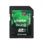 Genuine Kingston Ultimate X SDHC Memory Card (16GB / Class 10)